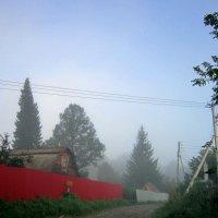 Туман рассеивается . :: Мила Бовкун