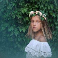 нежный возраст... :: Марина Брюховецкая