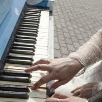 В две руки :: Виктория Большагина