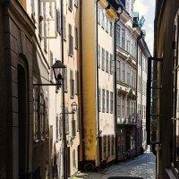 уютные улицы Стокгольма :: ник. петрович земцов
