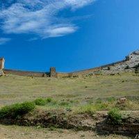 Крым, Судак. Генуэзская крепость. :: Геннадий Пынькин