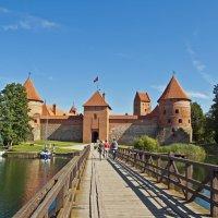 Trakai Castle :: Roman Ilnytskyi