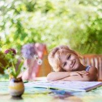 Солнечное лето :: Михаил Шаршин