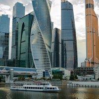 Москва-Сити 2015 :: Максим Коротовских