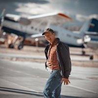 Привет от Майка - пилота легендарного DC-3. :: Алексей Хаустов