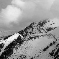 Непоколебимое величие гор :: Максим Рунков
