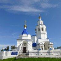 Церковь Святой великомученицы Параскевы Пятницы :: Наиля