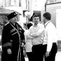 Гости из Краснодарского края :: Вера Моисеева