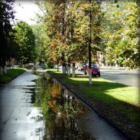 Уже чувствуется осень... :: Fededuard Винтанюк
