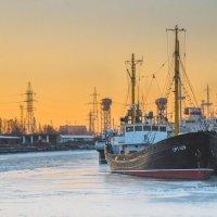 Корабли постоят :: Павел Кухоренко