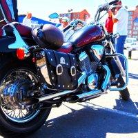 Мотоцикл Хонда :: Edward Kod