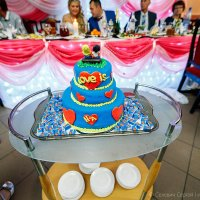 Свадбеный торт :: Сергей Селевич