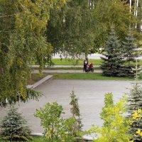 Осень начинается :: Наталья Золотых-Сибирская