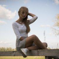 В поле :: Александра Гладышева