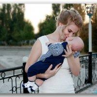 Носите на руках детей...... :: Людмила Богданова (Скачко)