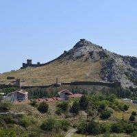 Судакская крепость :: Zinaida Belaniuk