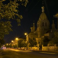 У Покровского собора :: Игорь Кузьмин