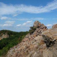 Острая — гора на Кавказских Минеральных водах. Высота 872 м. :: Vladimir 070549