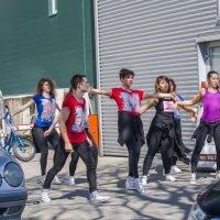 Танцы и велосипед :: PROBOFF-RO (Прилуцкий Ростислав)