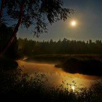 Подмосковное дыхание летней ночи... :: Sergey Bright