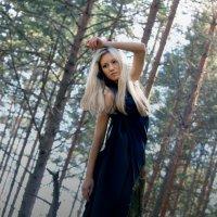Лесная ведьма :: Ульяна Назарова