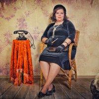 Ретро мода :: Виктор Седов
