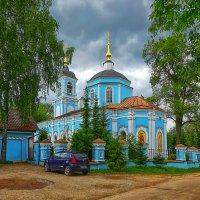 Казанская церковь :: mila
