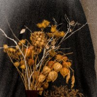 Осенний натюрморт :: Полина Шлапакова