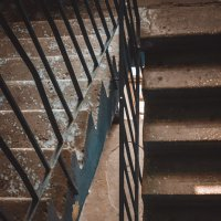 лестница :: юрий мотырев