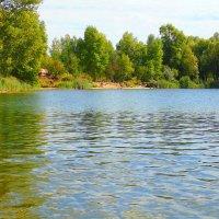Министерка -  озеро :: Алла