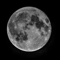 Последняя летняя луна 2015го...(((( :: игорь козельцев