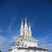 Вязьма. Церковь Одигитрии :: Владимир Павлов