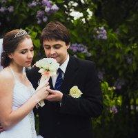Фотосъёмка свадьбы в Коломенском парке :: Руслан Мустафин