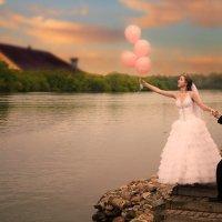 Съёмка свадьбы в Коломенском парке :: Руслан Мустафин