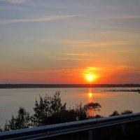 Последний день летнего заката. :: Мила Бовкун