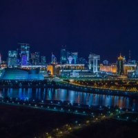 Астана :: Максим Рожин