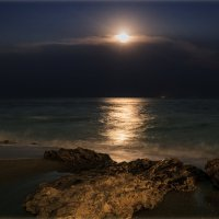 Лунная дорожка. :: ALLA Melnik