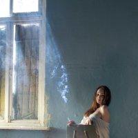 Дым сигарет с ментолом... :: Руслан Фетистов