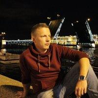 Дворцовый мост :: Андрей Krushinin