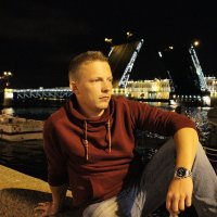 Дворцовый мост :: Andrey Krushinin