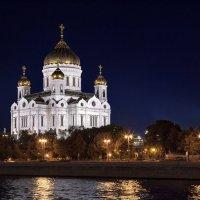 Кафедра́льный собо́рный храм Христа́ Спаси́теля :: Александр Назаров