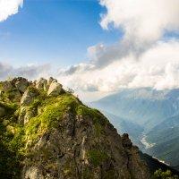Величие гор Кавказа :: Арина Зотова