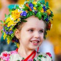 Маленька україночка :: Павел