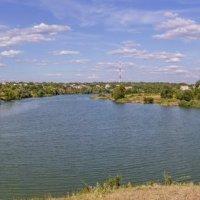 Река Сугоклея Кировоград :: sergey *