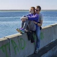 Северодвинск. Фестиваль красок. В стороне от красок :: Владимир Шибинский