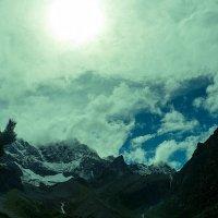 Небо Кавказа :: Zifa Dimitrieva
