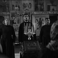 Церковный хор в Кижах... :: Владимир Питерский