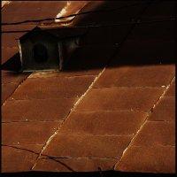 ржавые крыши :: Николай Семёнов
