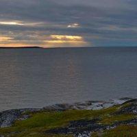 Из цикла Белое море :: Валентина Папилова
