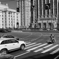 Мотор здоров и не чихает –  забота результат даёт :: Ирина Данилова